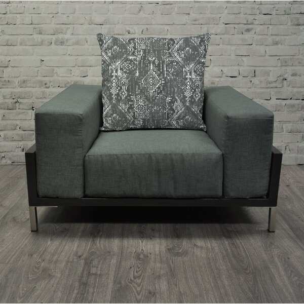 Chayne 3 Piece Conversation Set with Cushions by Orren Ellis