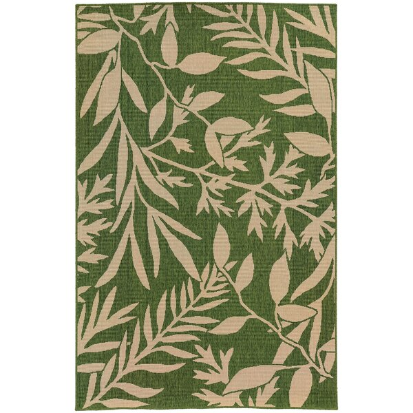 Seaside Green/Beige Area Rug by Tommy Bahama Home