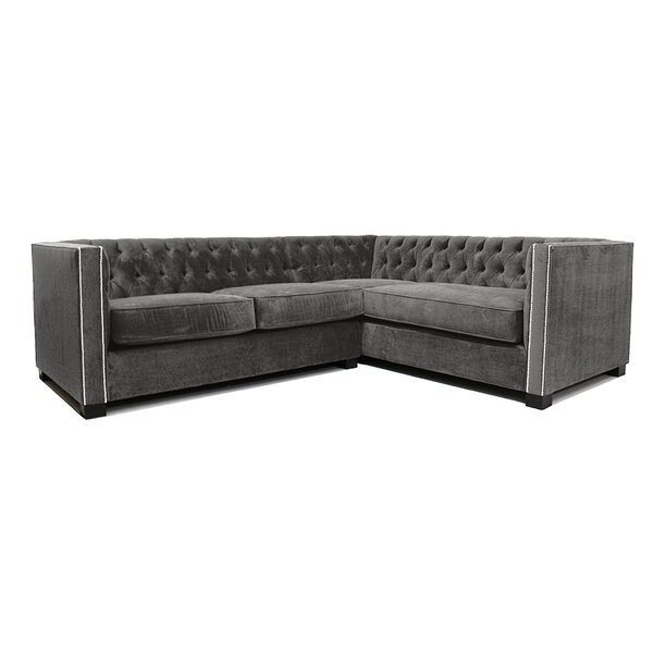 Venecia Sectional by Loni M Designs