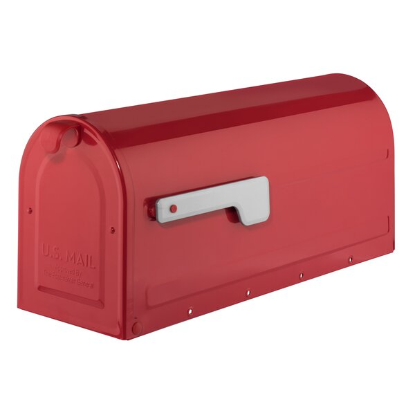 MB1 Post Mounted Mailbox by Architectural Mailboxes