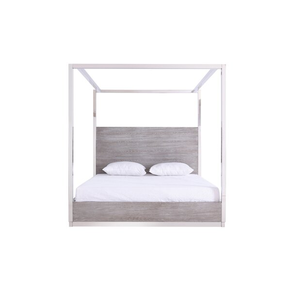 Gutfroind-Pulliat Canopy Eastern King Bed by Orren Ellis