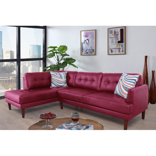 Byron Sectional by George Oliver George Oliver
