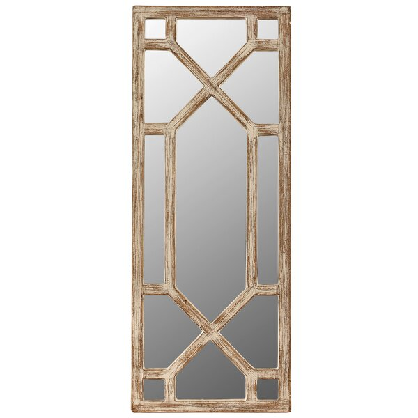 Peter Accent Wall Mirror by Galaxy Home Decoration
