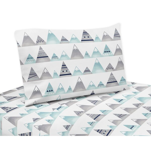 Fox Patch 3 Piece Sheet Set by Sweet Jojo Designs