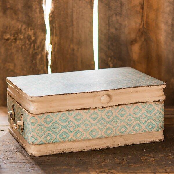 Vintage Inspired Wood Case by Weddingstar