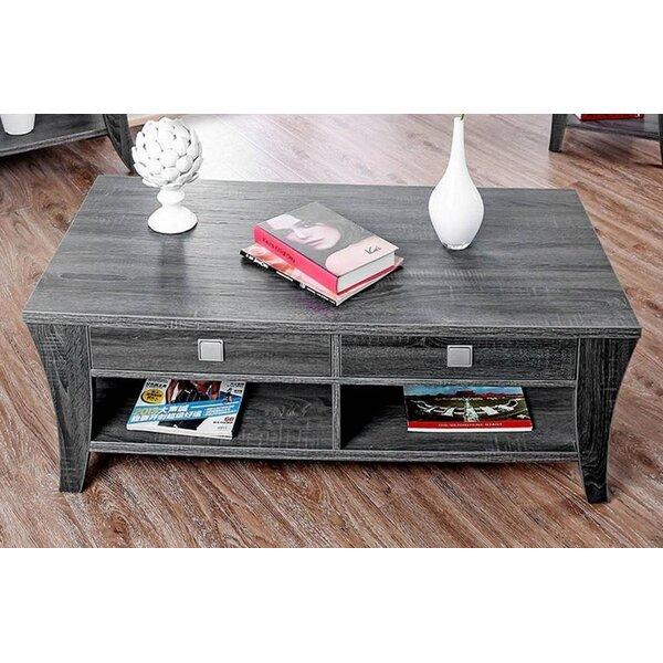 Cedillo Coffee Table With Storage By Latitude Run