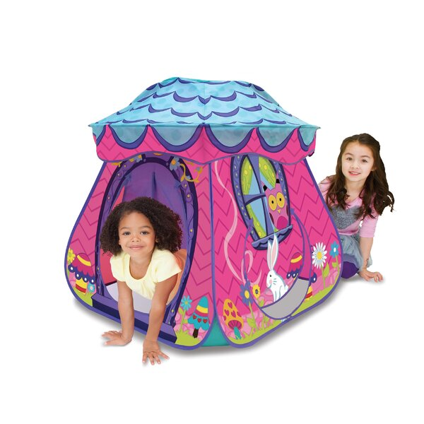 Village Cottage Pop-Up Play Tent by Playhut