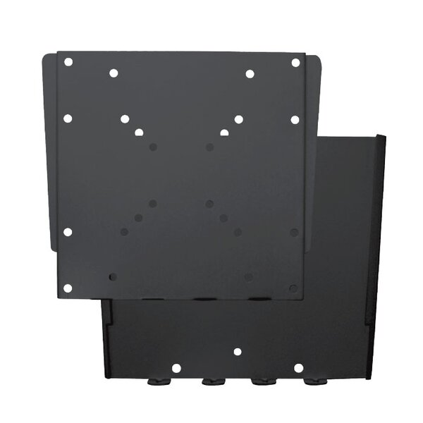 Fixed Wall Mount 13 - 37 Flat Panel Screen by Loch