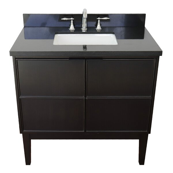 Elysian 37 Single Bathroom Vanity Set by Gracie Oaks
