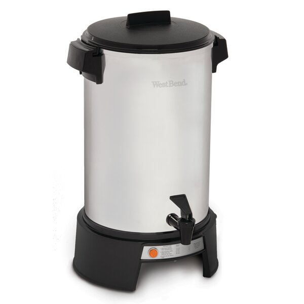36-Cup Coffee Urn by Focus Foodservice