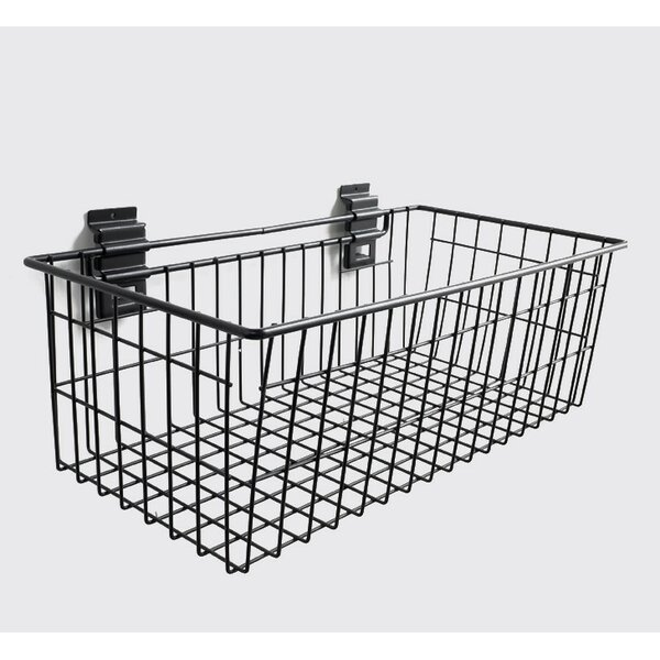 Slat Wall Basket by Viper Tool Storage