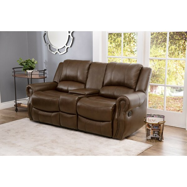 Internet Order Baynes Reclining Loveseat by Darby Home Co by Darby Home Co