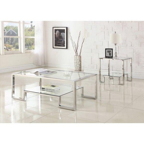 Mcauley 2 Piece Coffee Table Set by Orren Ellis Orren Ellis