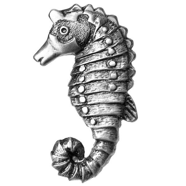 Seahorses Novelty Knob by Big Sky Hardware