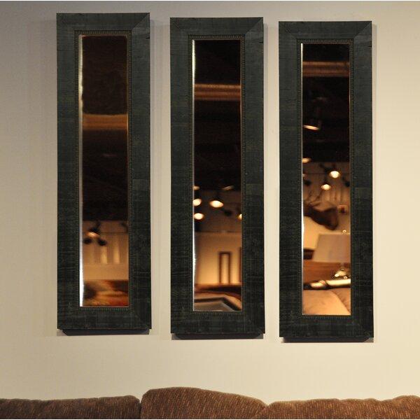 Clairlea Panel Accent Mirror by Fleur De Lis Living