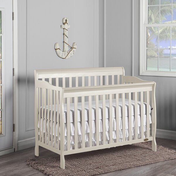 Ashton 5-in-1 Convertible Crib by Dream On Me