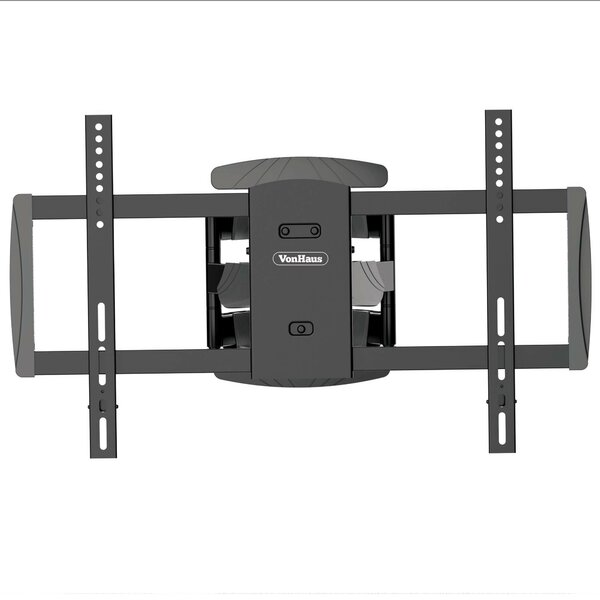 Premium Double Arm Articulating TV Wall Mount 37-70 Flat Panel Screens by VonHaus