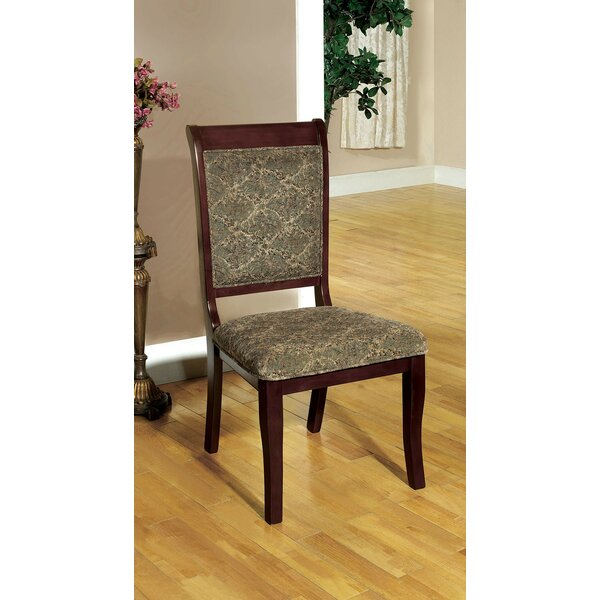 Langport Upholstered Dining Chair (Set of 2) by Fleur De Lis Living