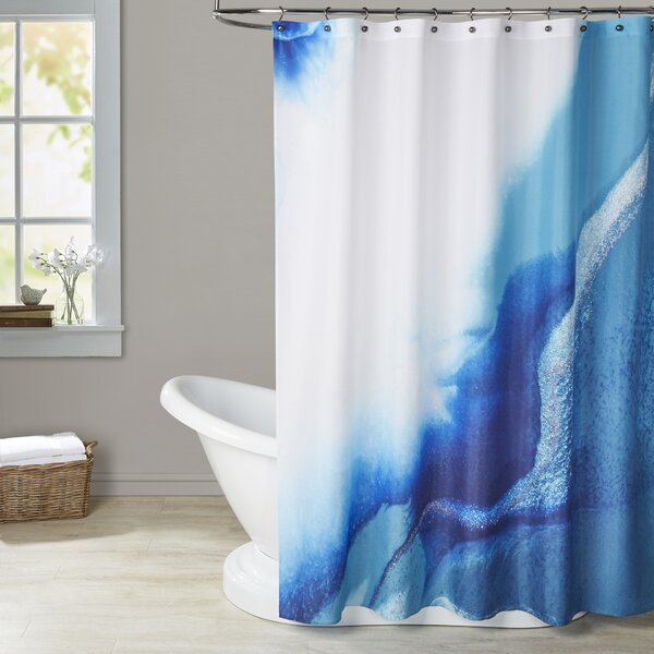 Deb McNaughton Shower Curtain by Brayden Studio
