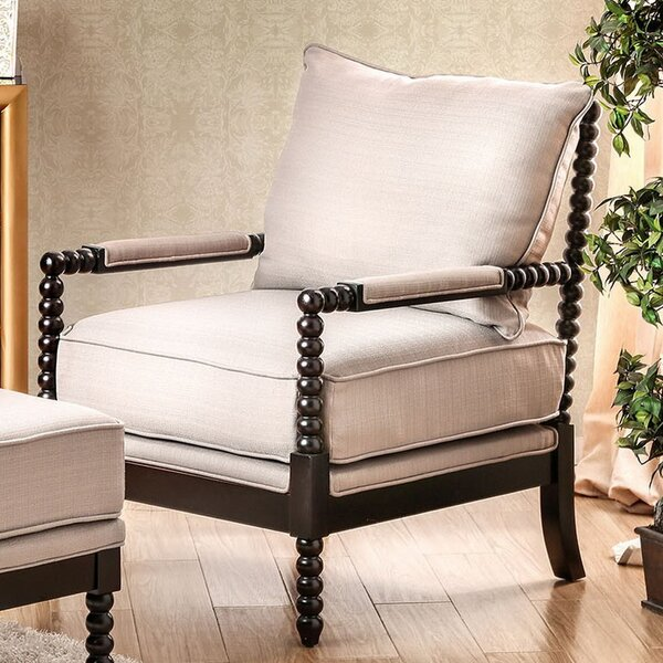 Jeannette Armchair by Charlton Home Charlton Home