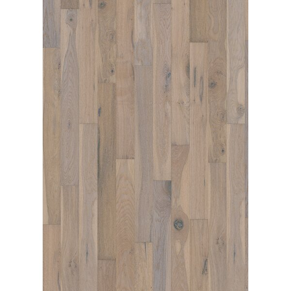 Spirit 5 Engineered Oak Hardwood Flooring in Helix by Kahrs