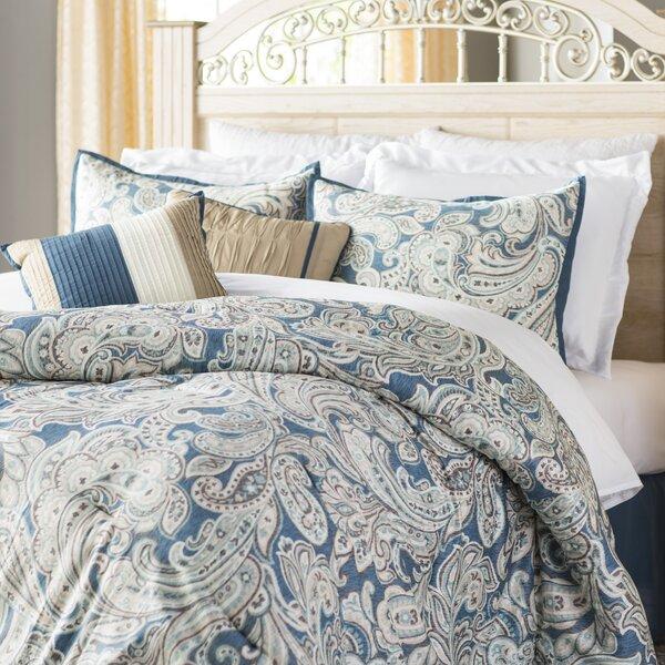 Bridgnorth 7 Piece Comforter Set by Three Posts