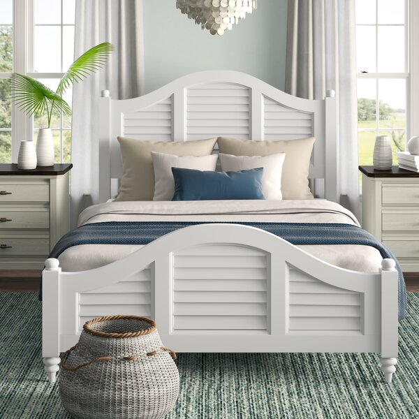 Harrison Standard Bed by Beachcrest Home