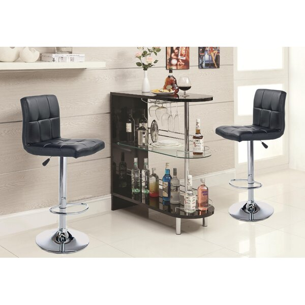Alarice 3 Piece Dining Set by Latitude Run