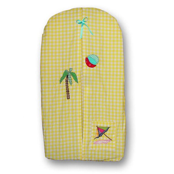 Summer Fun Cotton Diaper Stacker by Patch Magic