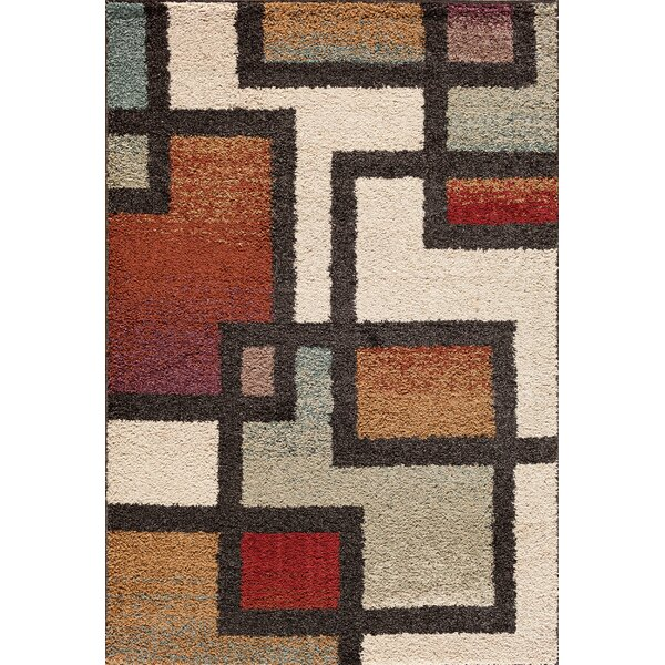 Hamilton Beige Area Rug by Threadbind
