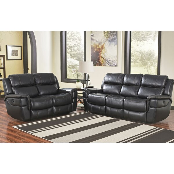 #1 Twomey Reclining 2 Piece Living Room Set By Red Barrel Studio Best