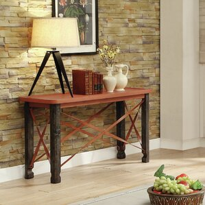 Avalon Console Table by Tr..