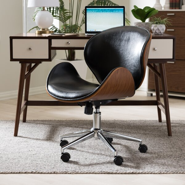 Aldana Desk Chair by Latitude Run