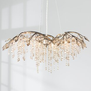 Inexpensive Destrie 6-Light Chandelier By Willa Arlo Interiors