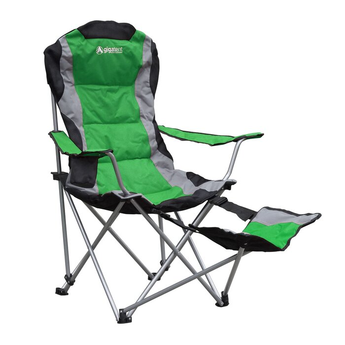 chair recliner prima larger leisure silver chairs camping black folding product view
