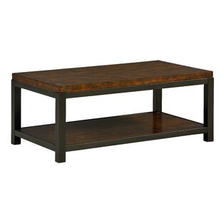 Reviews Mackintosh Coffee Table by Darby Home Co