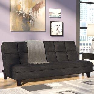 Hinton Pillow-Top Convertible Sofa Zipcode Design