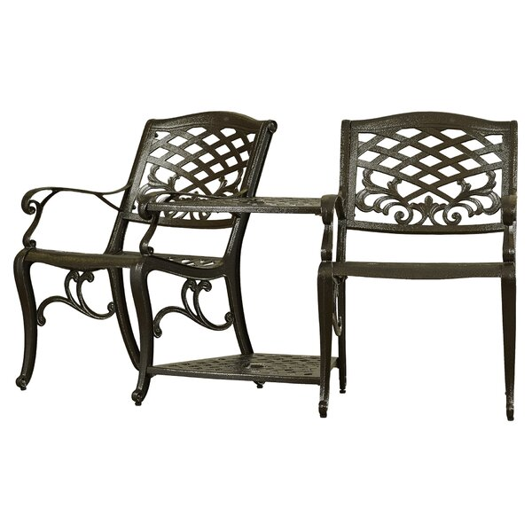 Jasmine 3 Piece Dining Set by Fleur De Lis Living