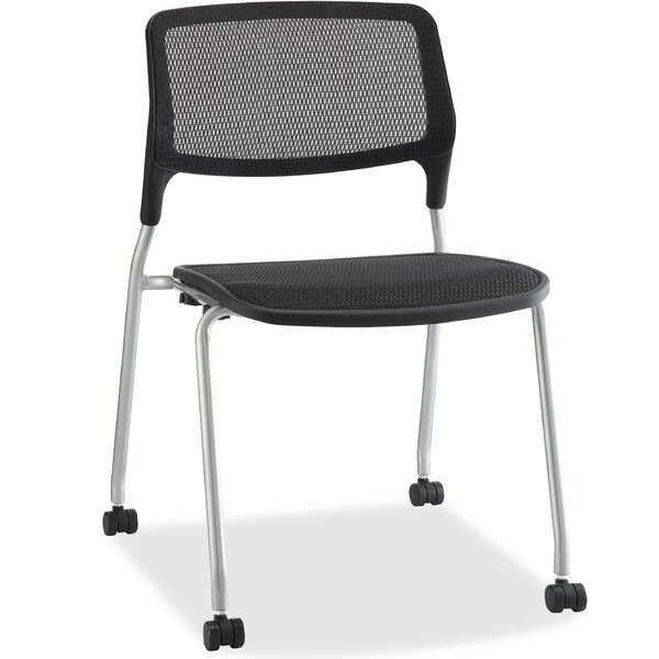 Stackable Guest Chair (Set of 2) by Lorell