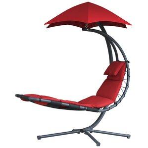 Hana Chaise Lounge With Cushion