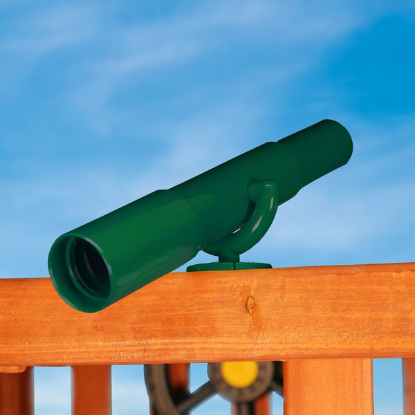 Telescope Swing Set Accessory by Gorilla Playsets