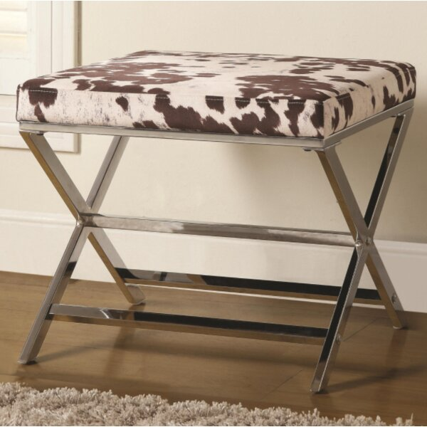 Lalonde Accent Stool by Union Rustic