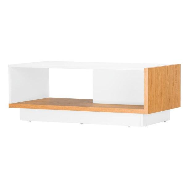 Ebern Designs Wood Top Coffee Tables