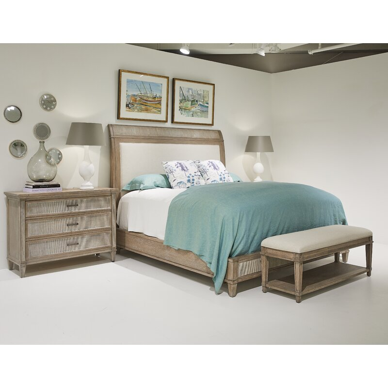 Stanley Furniture Willow Sleigh Configurable Bedroom Set Reviews