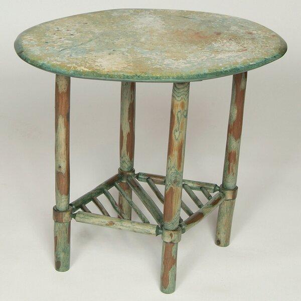 Rhea End Table By Rosalind Wheeler