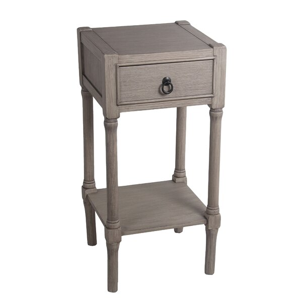 Allura End Table By Highland Dunes