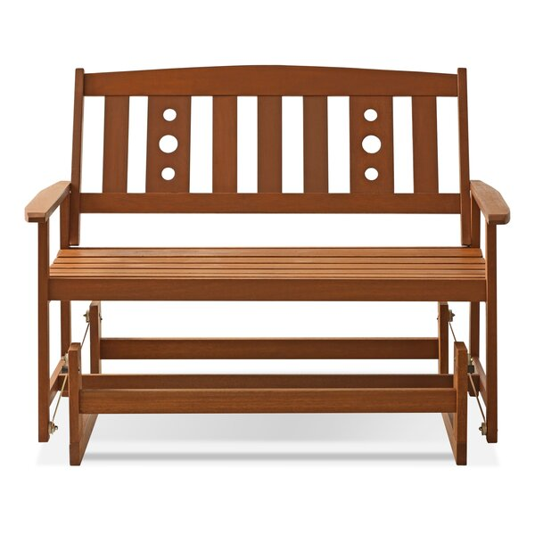 Arianna Glider Bench by Langley Street
