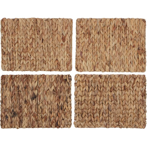 Valleystone Rectangular Woven 16 Placemat (Set of 4) by Gracie Oaks