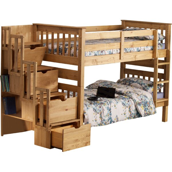 Franky Single Bunk Bed by Just Kids