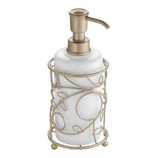 Augustine Pump Soap Dispenser ByThe Twillery Co.